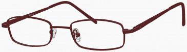 Kids glasses in Burgundy