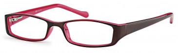 Kids glasses in Black/Red