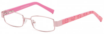 Kids glasses in Pink