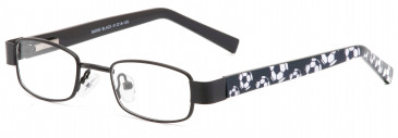 Kids glasses in Black