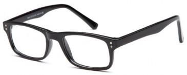Kids glasses in Black
