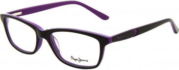 Pepe Jeans PJ3124 Glasses in Black/Purple