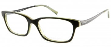 Nicole Fahri NF0041 Glasses in Black/Green