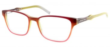 Nicole Fahri NF0042 Glasses in Brown/Pink