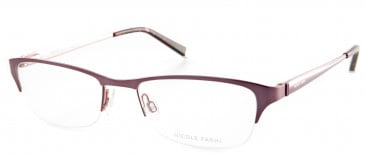 Nicole Fahri NF0038 Glasses in Pink
