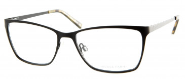 Nicole Fahri NF0043 Glasses in Matt Black