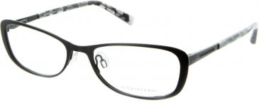 Nicole Fahri NF0058 Glasses in Black