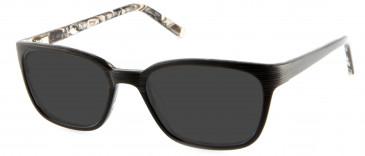 Nicole Fahri NF0047 Glasses in Black