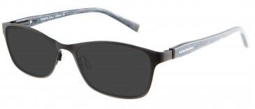 Nicole Fahri NF0049 Glasses in Black