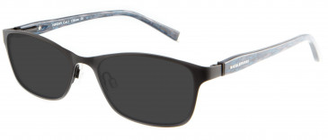 NICOLE FARHI Metal Prescription Sunglasses