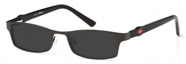 Lee Cooper LC9054 glasses in Gunmetal