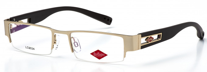 Lee Cooper LC9034 glasses in Gold