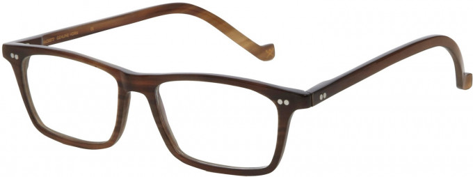 Hackett HEB815 Glasses in Medium Brown