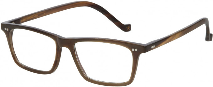 Hackett HEB815 Glasses in Brown Gray Mix