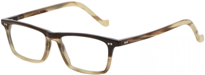 Hackett HEB815 Glasses in Light Tan/Brown