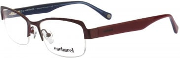 Cacharel CA1010 Glasses in Red