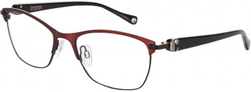 Cacharel CA1013 Glasses in Dark Red
