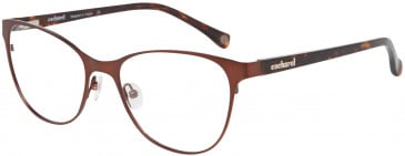 Cacharel CA1026 Glasses in Red Gunmetal