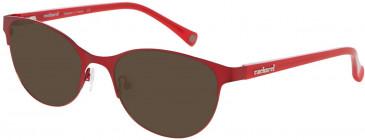 Cacharel CA1023 Sunglasses in Red