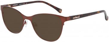 Cacharel CA1026 Sunglasses in Red Gunmetal