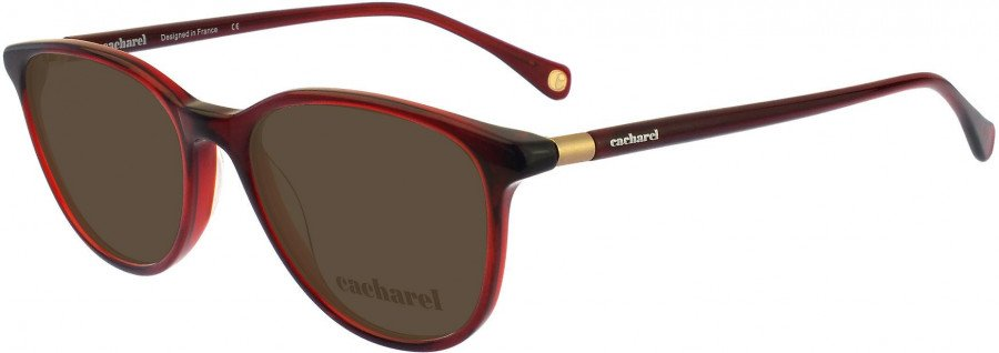 ee22dd37ada Cacharel CA3014 Ready-Made Reading Sunglasses at SpeckyFourEyes.com