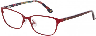 Joules JO10202 Glasses in Red