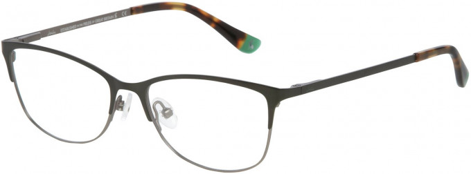 Joules JO1010 Glasses in Dark Green
