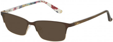 Joules JO1011 Sunglasses in Brown