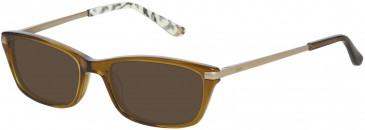Joules JO3014 Sunglasses in Brown