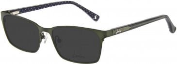 Joules Small Metal Ready-Made Reading Sunglasses