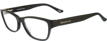 Christian Lacroix CL1015 Glasses in Black