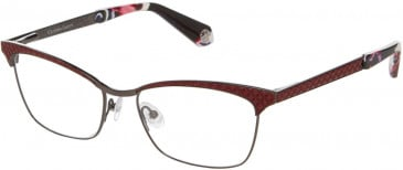 Christian Lacroix CL3041 Glasses in Dark Red