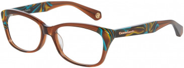Christian Lacroix CL1057 Glasses in Brown