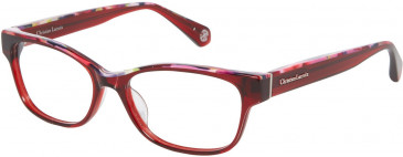 Christian Lacroix CL1058 Glasses in Red