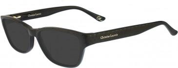 Christian Lacroix CL1015 Sunglasses in Black