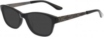 Christian Lacroix CL1029 Sunglasses in Black
