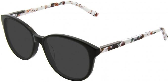 Christian Lacroix CL1040 Sunglasses in Black