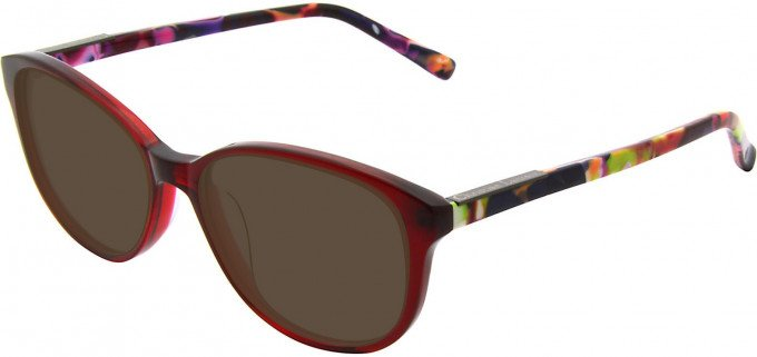 Christian Lacroix CL1040 Sunglasses in Red