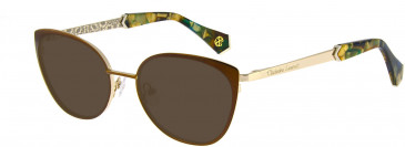 Christian Lacroix CL3042 Sunglasses in Brown