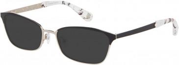Christian Lacroix CL3043 Sunglasses in Black