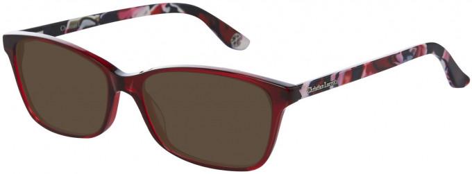 Christian Lacroix CL1044 Sunglasses in Dark Red