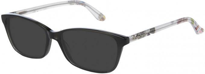 Christian Lacroix CL1044 Sunglasses in Black
