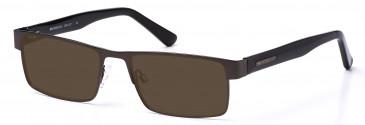 Crosshatch CRH107 Sunglasses in Gunmetal