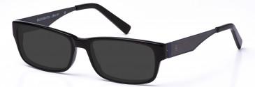 Crosshatch CRH111 Sunglasses in Black