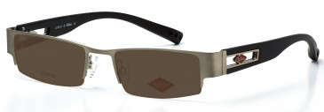 Lee Cooper LC9034 sunglasses in Gunmetal