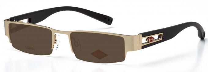 Lee Cooper LC9034 sunglasses in Gold