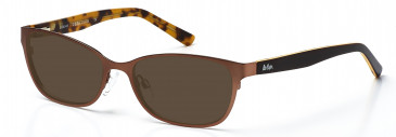 Lee Cooper LC9045 sunglasses in Brown
