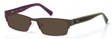 Lee Cooper LC9046 sunglasses in Gunmetal