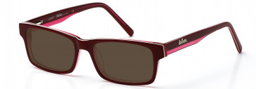 Lee Cooper LC9047 sunglasses in Red