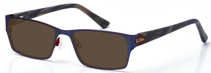 Lee Cooper LC9053 sunglasses in Blue